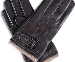 Mens Winter Cashmere and lambskin