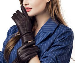 Womens Leather Gloves make a great gift