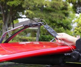 roof rack for paddleboard and kayak