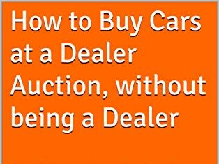 How to Buy cars at a dealer auction
